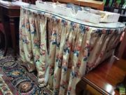 Sale 8589 - Lot 1065 - Kidney Shaped Dresser