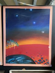 Sale 8924 - Lot 2066 - Angela Kirby - Dancing in Moonlight II oil on canvas, 100 x 80cm, signed