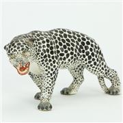 Sale 8372 - Lot 30 - Crown Staffordshire Figure of a Leopard