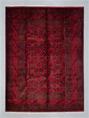 Sale 8472C - Lot 27 - Afghan Khal Mohamadi 236cm x 178cm