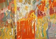 Sale 8504 - Lot 591 - Anneke Silver (1937 - ) - Chi Landscape, 2006 74 x 705cm