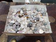 Sale 8934 - Lot 1073 - Set of Eight Polished Gems