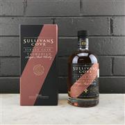 Sale 9062W - Lot 656 - Sullivans Cove American Oak Refill Cask Single Malt Tasmanian Whisky - barrel no. TD0080, bottle no. 77/425, filled on 24/02/2006,...