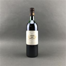 Sale 9120 - Lot 1016 - 1978 Chateau Margaux, 1er Cru Classe, Margaux - mid-high shoulder