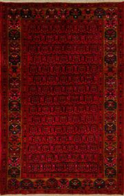 Sale 8424C - Lot 53 - Persian Hassienabad 207cm x 135cm