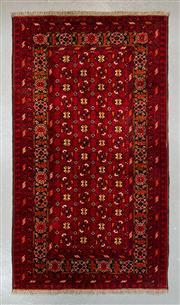 Sale 8472C - Lot 28 - Afghan Qunduzi 195cm x 100cm