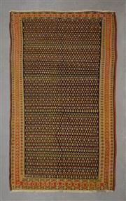 Sale 8493C - Lot 4 - Persian Sana Somak 245cm x 100cm