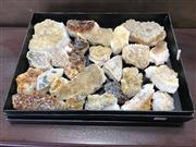 Sale 8822 - Lot 1561 - Box of Citrine Crystal