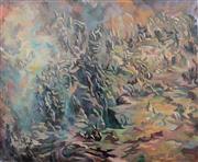 Sale 8839A - Lot 5052 - Rod McRae (1950 - ) - Orions Pleasure, 1987 176 x 135cm