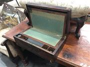Sale 8868 - Lot 1193 - Timber Writing Box
