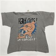 Sale 8893M - Lot 86 - Pair of Hard-Ons Live In Concert Tee Shirt, sizes XL and L
