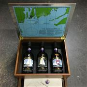Sale 8611W - Lot 61 - 3x 1970 Hardys The Americas Cup 1983 Vintage Port - in presentation box