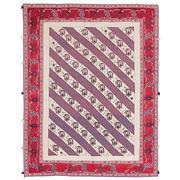 Sale 8911C - Lot 42 - Persian Fine Mixed Weave Sirjan Rug, 195x155cm, Handspun Wool