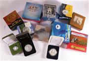 Sale 9035M - Lot 899 - Collection of Royal Australian Mint proof $1 coins