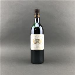 Sale 9120 - Lot 1018 - 1978 Chateau Margaux, 1er Cru Classe, Margaux - low shoulder