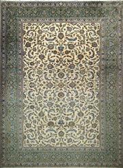 Sale 8321C - Lot 16 - Persian Kashan 400cm x 308cm RRP $5000