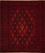 Sale 8424C - Lot 55 - Persian Sumak 176cm x 150cm