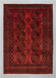 Sale 8472C - Lot 29 - Afghan Turkman 232cm x 156cm
