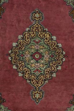 Sale 9124C - Lot 34 - Turkey Vintage Kayeseri Rug, 90x140cm, Handspun Wool