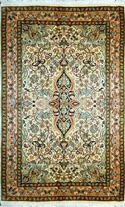 Sale 8290A - Lot 37 - Kashmiri Silk 157cm x 97cm RRP $2000