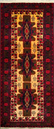 Sale 8335C - Lot 71 - Persian Baluchi 205cm x 85cm