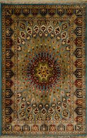 Sale 8439C - Lot 40 - Afghan Chobi 192cm x 120cm