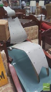 Sale 8424 - Lot 1031 - Modernist Lounge Chair
