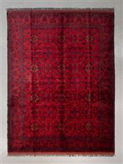 Sale 8493C - Lot 7 - Afghan khal Mohamadi 236cm x 176cm