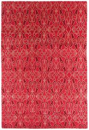 Sale 8626A - Lot 56 - A Cadrys Florence Broadhurst 'Paris' Chinese Silk & Tibetan Highland Wool Carpet, Size; 275X185cm, RRP; $6360