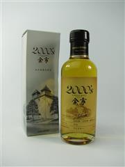 Sale 8329 - Lot 567 - 1x Nika Whisky Yoichi - 2000s Single Malt Japanese Whisky - 180ml in box