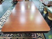 Sale 8431 - Lot 1033 - Large Extension Dining Table