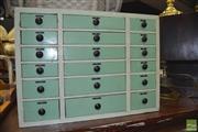 Sale 8431 - Lot 1050 - Multi Drawer Tool Cabinet
