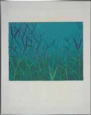 Sale 8506 - Lot 2020 - Joy Hutton (1921 - ) - Swamp Grasses III, 1979 sheet size: 76 x 57.5cm