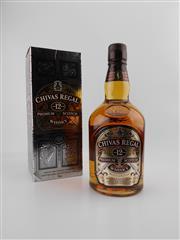Sale 8532W - Lot 81 - 1x Chivas Regal 12YO Blended Scotch Whisky - in box
