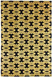 Sale 8626A - Lot 57 - A Cadrys Florence Broadhurst 'Romanesque' Chinese Silk & Tibetan Highland Wool Carpet, Size; 284X183cm, RRP; $6490