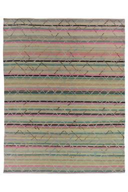 Sale 9124C - Lot 36 - Afghan Bohemia , 240X305cm, Handspun Wool