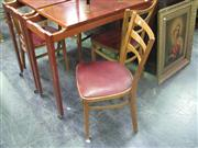 Sale 7943A - Lot 1505A - Set of 4 Chairs