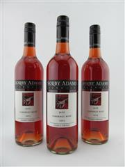 Sale 8403W - Lot 72 - 3x 2015 Sorby Adams Jazz Cabernet Rose, Barossa