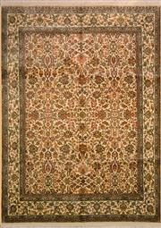 Sale 8447C - Lot 30 - Kashmiri Silk 215cm x 158cm