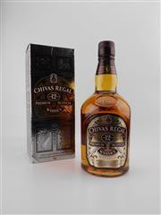 Sale 8532W - Lot 82 - 1x Chivas Regal 12YO Blended Scotch Whisky - in box