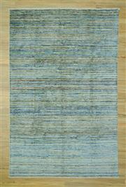 Sale 8585C - Lot 50 - Afghan Chobi Stripi 261cm x 165cm