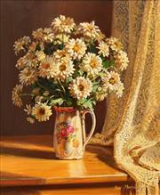 Sale 8652 - Lot 562 - Ann Morton (1958 - ) - Still Life 59.5 x 49.5cm
