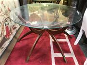Sale 8822 - Lot 1210 - Vintage Spider Leg Coffee Table