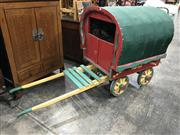 Sale 9026 - Lot 1044 - Miniature Travellers Cart