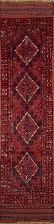 Sale 8345C - Lot 2 - Persian Baluchi Runner 250cm x 65cm