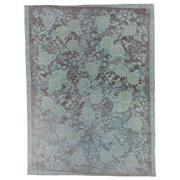 Sale 8911C - Lot 46 - Savonnerie Reloaded Carpet, 380x287, Handspun Wool