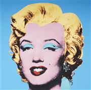 Sale 9034A - Lot 5008 - Andy Warhol (1928 - 1987) - Marilyn 50 x 50 cm (frame: 83 x 83 x 3 cm)