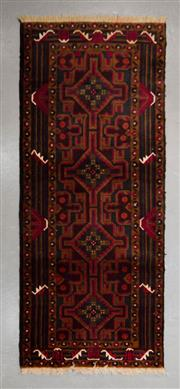Sale 8493C - Lot 8 - Persian Baluchi 190cm x 80cm
