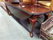 Sale 8570 - Lot 1067 - Drop Side Coffee Table