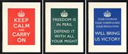 Sale 8789 - Lot 2010 - Keep Calm and Carry On (Home Publicity series) - Keep Calm and Carry On; Your Courage, Your Cheerfulness, Your Resolution Will Bri...